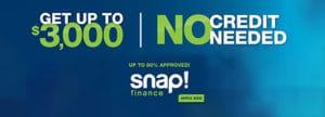 snap auto financing