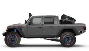 Off ROad Jeep Gladiator